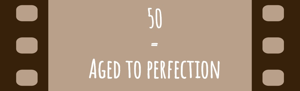 50 aged to perfection vriendenboek