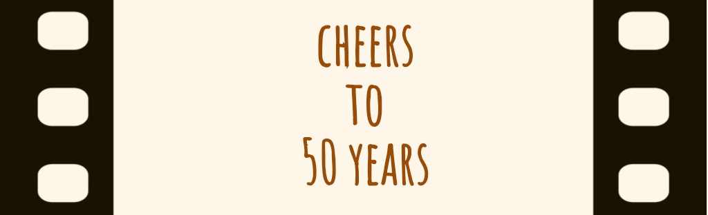 50 cheers to 50 years