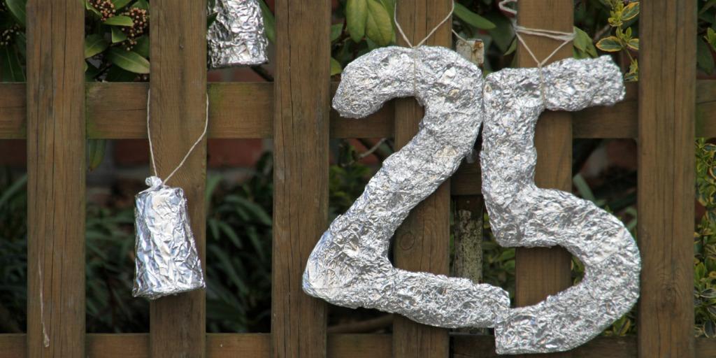 Welp Zij hebben zilver | 25 jaar getrouwd in 2019 | Vriendenboeken.nl HW-17