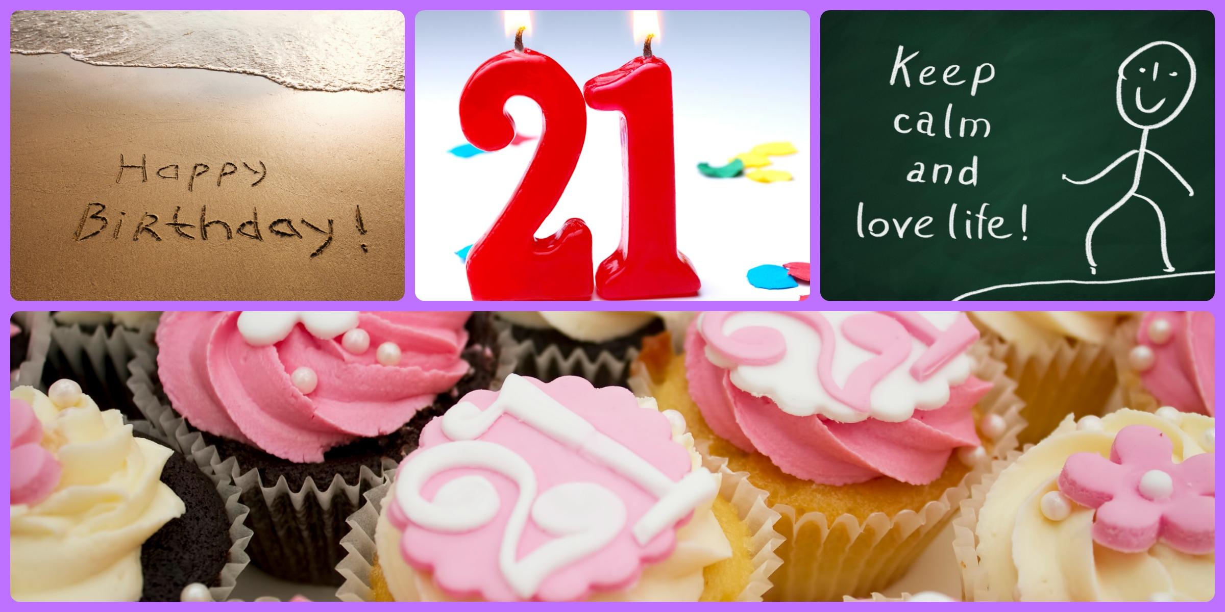 Genoeg 21 jaar? Steeds vaker een 21-diner! | Vriendenboeken.nl #TZ41