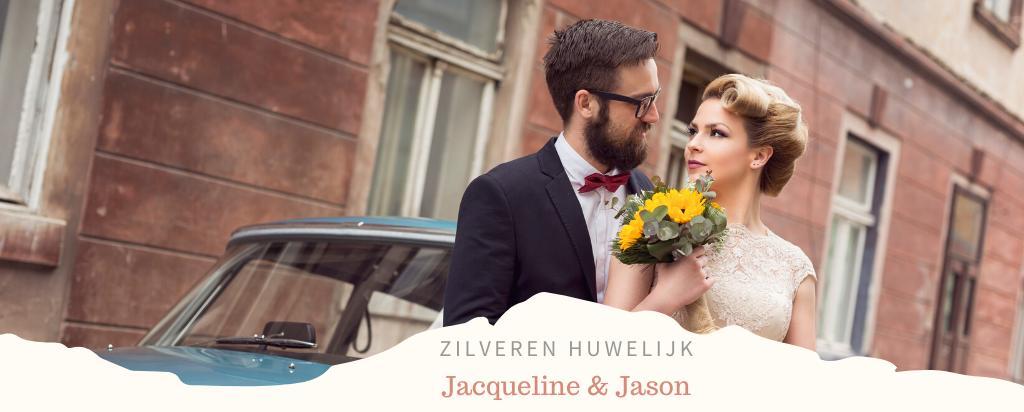 Nieuw 10 ideeën 25 jaar getrouwd | Zilveren Huweiljk | Vriendenboeken.nl JY-93