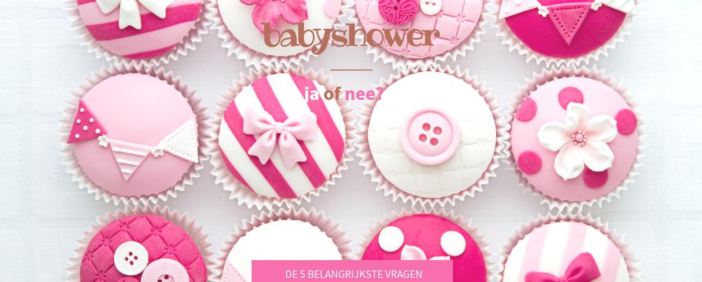 Babyshower ja of nee? | Vriendenboeken.nl